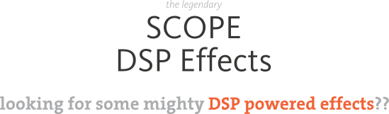 DSP Effects